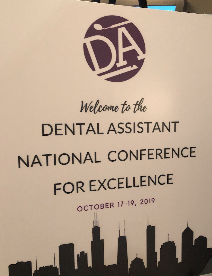 Dental Assistants National Conference for Excellence (DANCE2019) Recap