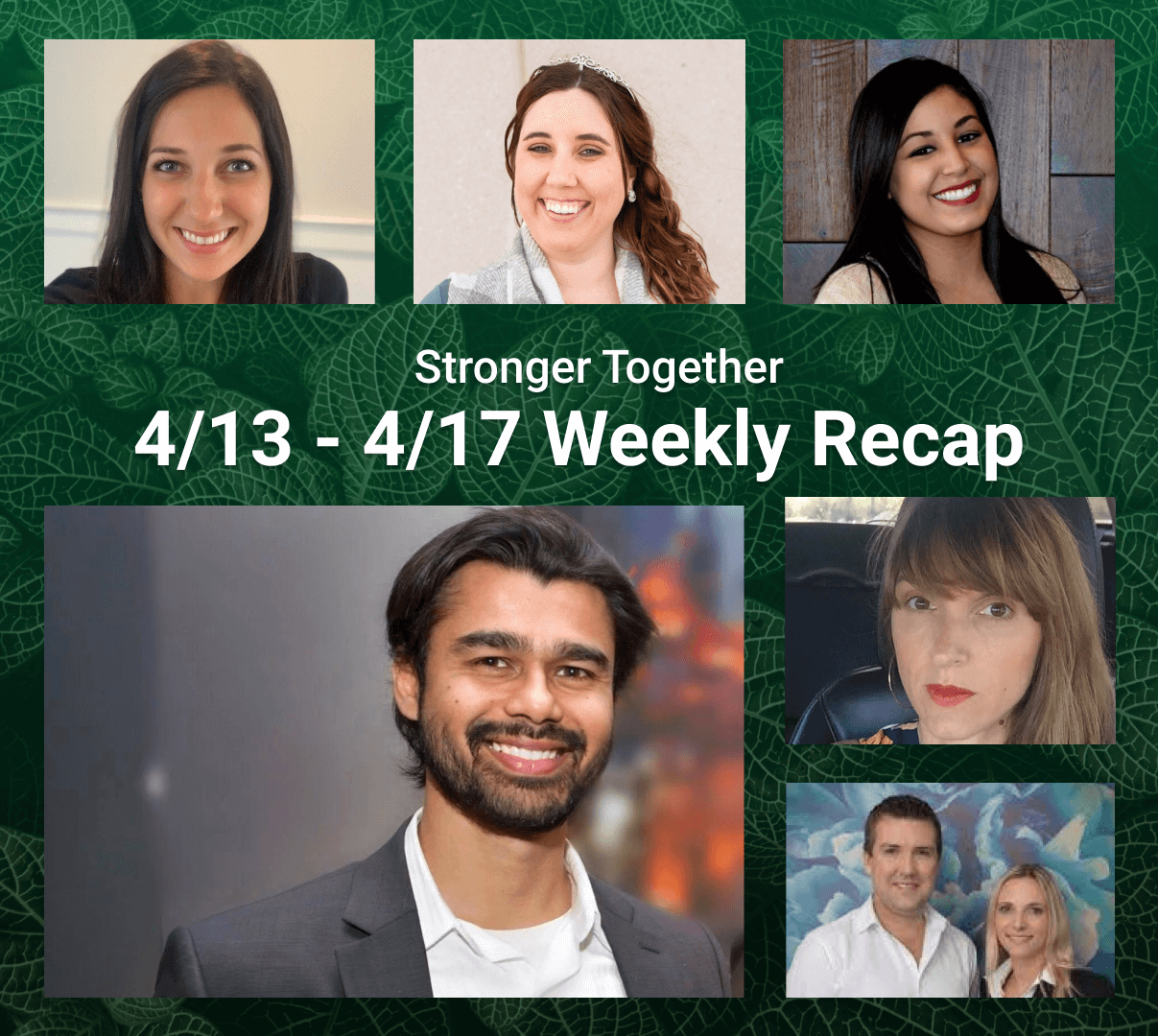 Live Events Recap for the Week of April 13