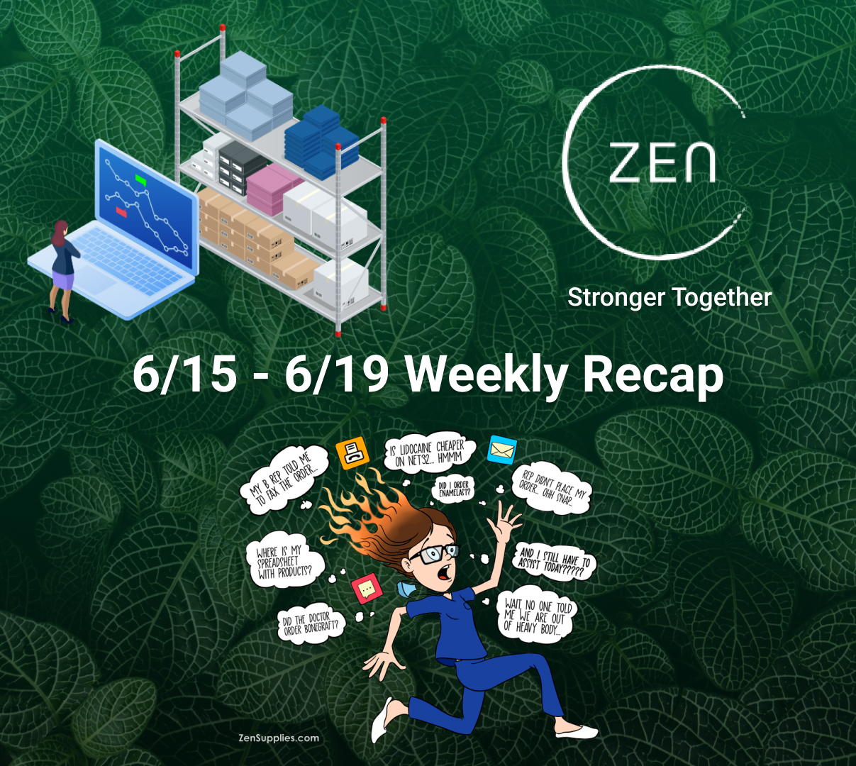 Live Events Recap for the Week of June 15